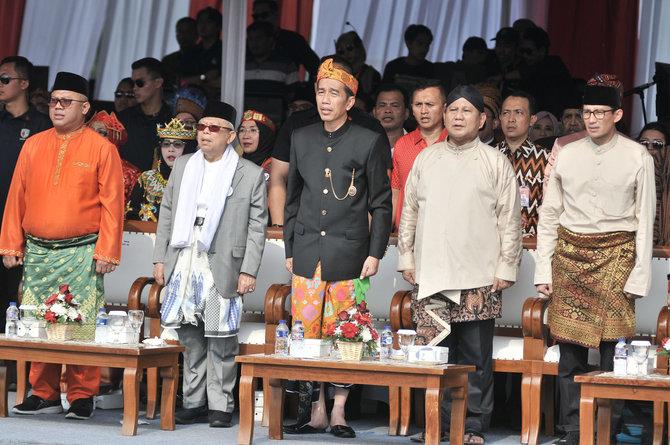 Gagasan Antara Jokowi Dan Prabowo Soal Menumpas Korupsi