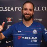 Gonzalo Higuain Masih Bisa Sukses Di Chelsea Meski Sudah Berumur