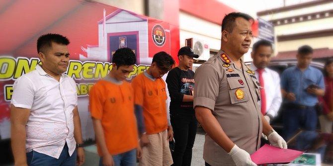 Hendak Melarikan Diri 2 Penikam Anggota Brimob Di Makassar Ditangkap