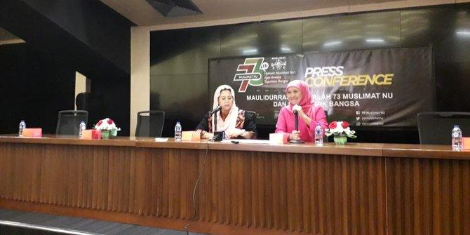 Jokowi Diagendakan Hadir Di Harlah Muslimat NU Di GBK