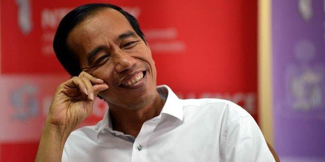 Jokowi Memastikan Gaji Perangkat Desa Setara PNS