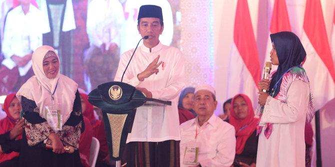 Jokowi Minta ASN Bijak Kelola Tunjangan Hari Tua