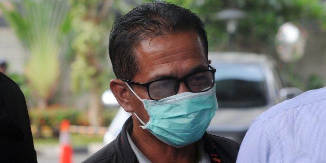 KPK Tahan Bupati Mesuji Di Rutan Guntur