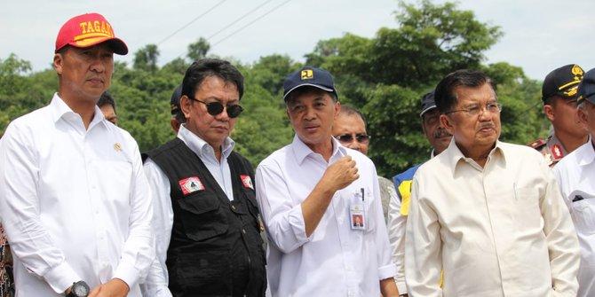 Kemensos Salurkan Santunan Ahli Waris Korban Banjir Sulawesi Selatan