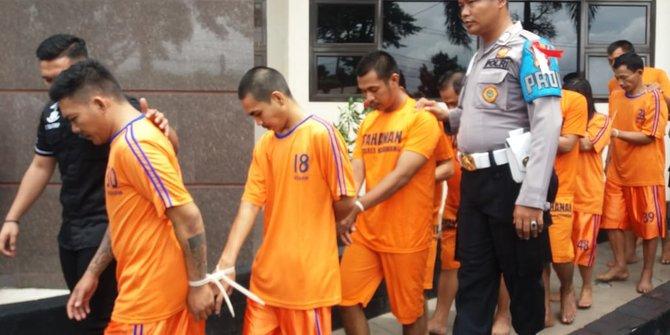 Komplotan Pelaku Pencuri Motor Asal Lampung Berhasil Diamankan Polisi