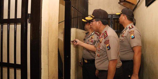 Mantan Marinir Gagal Kabur Dari Penjara Usai Panjat Tembok