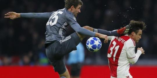 Munchen Akan Hadapi Liverpool Tanpa Muller