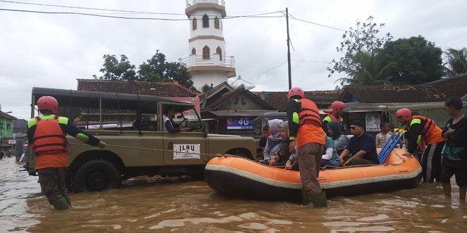 Pandeglang Kembali Diterjang Banjir
