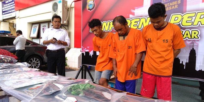 Pelaku Pemerkosaan ABG Di Makassar Terpaksa Ditembak Karena Melawan
