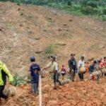 Pencarian Korban Longsor di Sukabumi Dilanjutkan Pagi Hari Ini
