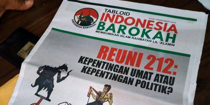Pendukung Prabowo Akan Laporkan Tabloid Indonesia Barokah Ke Bareskrim Polri