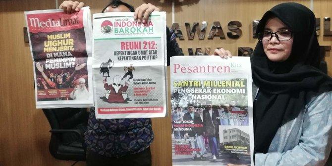 Polda Jabar Menelusuri Asal Usul Tabloid Indonesia Barokah