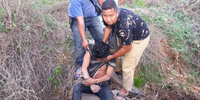 Polisi Amankan Pelaku Begal Bersenjata Linggis