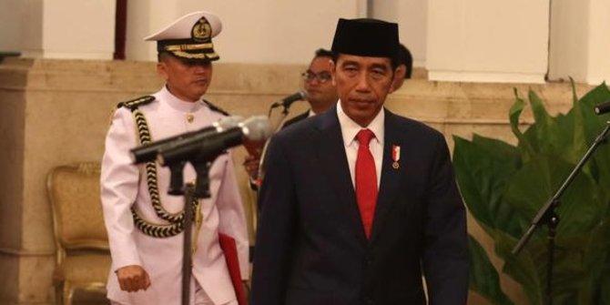 Presiden Jokowi Perintahkan Kapolri Mengusut Tuntas Teror Pimpinan KPK