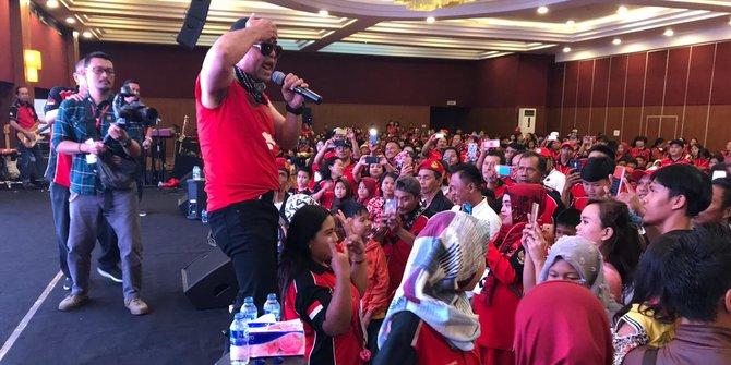 Pulung Agustanto Ajak Relawan Tangkal Fitnah Ke Jokowi Maruf
