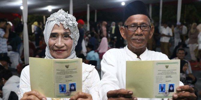 Ratusan Orang Akan Dinikahkan Di HUT Ke 26 Kota Tangerang