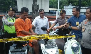 Seorang Pelaku Pencurian Motor Di Bali Ditembak Saat Melarikan Diri