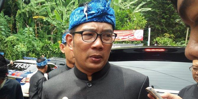 Untuk Capai Target Ridwan Kamil Lantik 24 Pejabat Pemprov Jabar