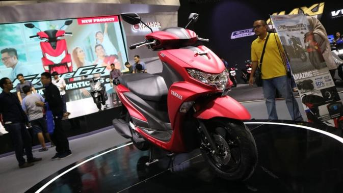 Alasan Yamaha FreeGo Menjadi Motor Dambaan