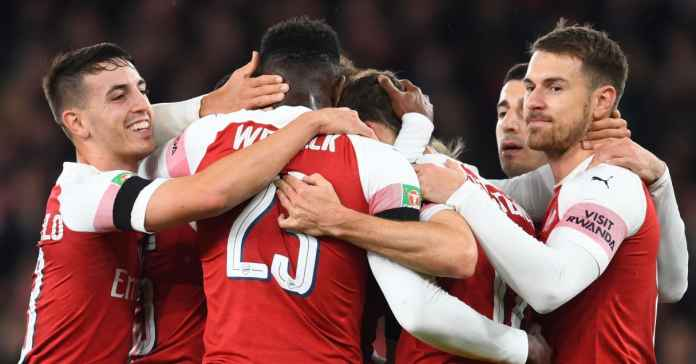 Arsenal Tak Diperkuat Dua Pemain Penting Lawan BATE Borisov