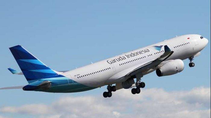 Garuda Indonesia Menurunkan Harga Tiket Pesawat