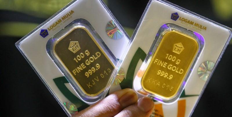 Harga Emas Saat Ini Bervariatif Bulatin