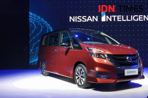 Ini Perbedaan Nissan Serena Paling Anyar dengan Voxy