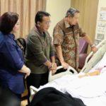 Ani Yudhoyono Akan Ditangani Dokter dari Istana Kepresidenan