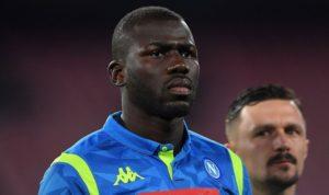 Koulibaly Takkan Geser ke Juventus Hanya untuk Napoli