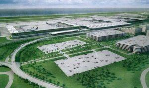 Proyek Pembangunan Bandara NYIA Terus Dipercepat