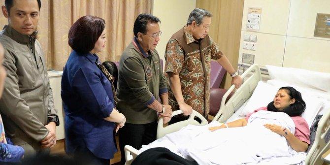 Ridwan Kamil Mengajak Masyarakat Jabar Doakan Kesembuhan Ibu Ani Yudhoyono