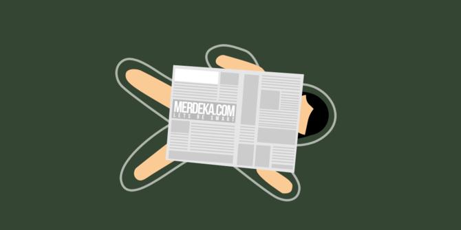 Sesosok Mayat Pria Ditemukan Di Kali Ciliwung