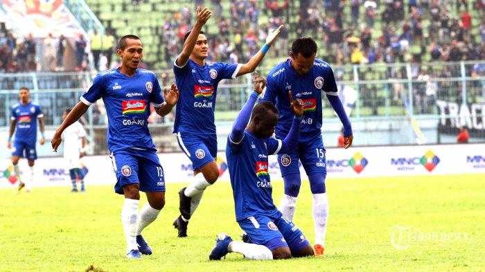 Arema FC Ogah Meremehkan Tiga Calon Lawan di Piala Presiden