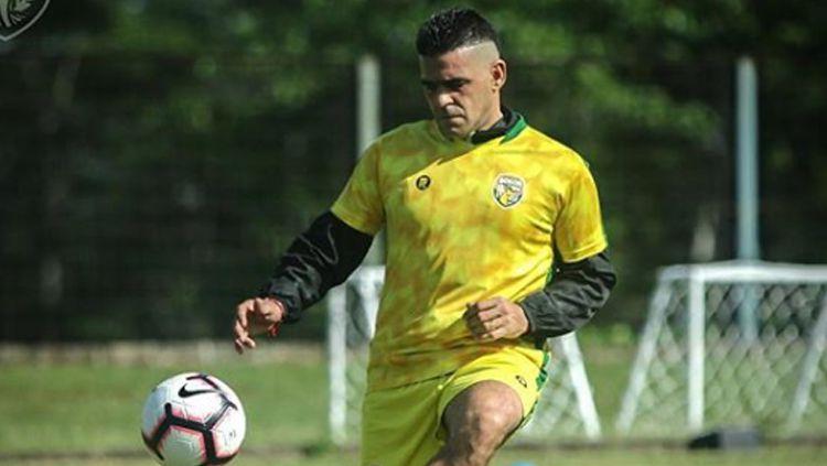 Bogor FC Sah Mengontrak Cristian Gonzales