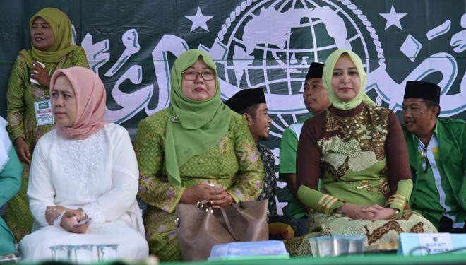 Bupati Ini Siap Membantu Modal kepada Seribu Muslimat NU