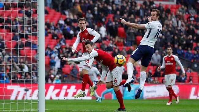 Deretan Fakta Menarik Menjelang Tottenham Hotspur Melawan Arsenal
