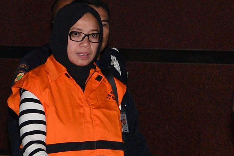 Eni Saragih Bakal Mendapat Putusan Hakim Selesai Shalat Jumat