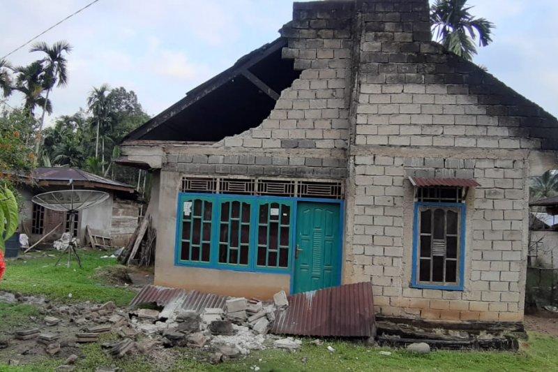 Gempa di Solok Selatan Membuat Kerugian Sampai Puluhan Miliar