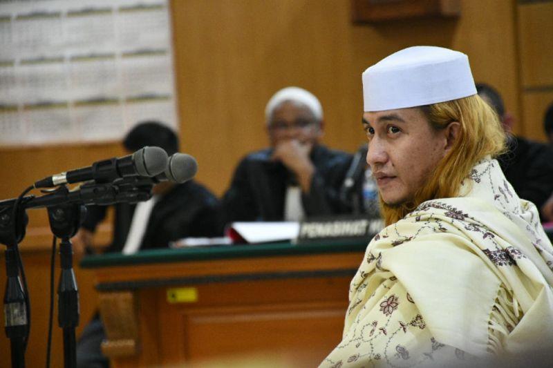 Jaksa Menolak Eksepsi Habib Bahar bin Smith