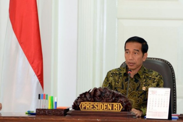 Jokowi Berjanji Kenaikan Gaji PNS Dirapel April 2019