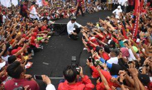 Kampanye Jokowi di Manado Tidak Jadi Lantaran Menghormati Ibadah Gereja