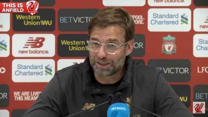Klopp Sanjung Para Pemain Liverpool Setelah Tundukkan Burnley