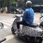 Lambretta Kepergok Sedang Diuji Coba di Jakarta
