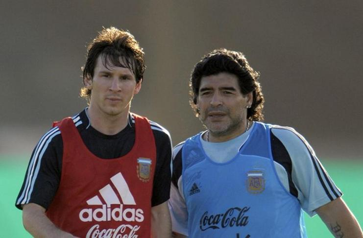 Mario Kempes Menyebutkan Messi Memiliki Pesaing Namun Maradona Tidak