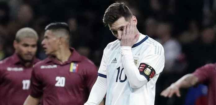 Maroko Minta Penjelasan Mengapa Lionel Messi Tidak Turun Bermain