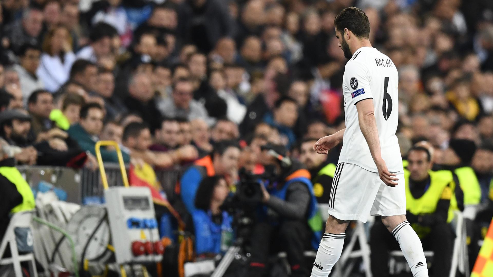 Nacho Mengatakan Real Madrid Tidak Terbiasa Tidak Menjadi Juara