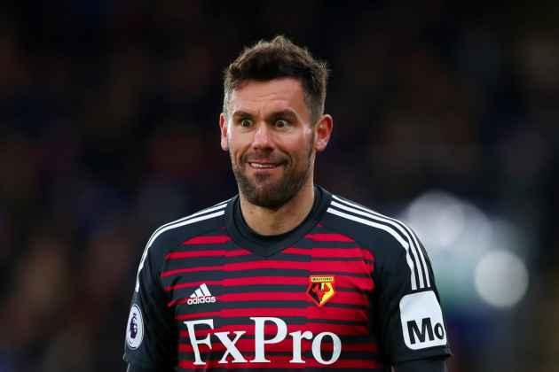 Penjaga Gawang Watford Menjadi yang Terbaik Liga Primer