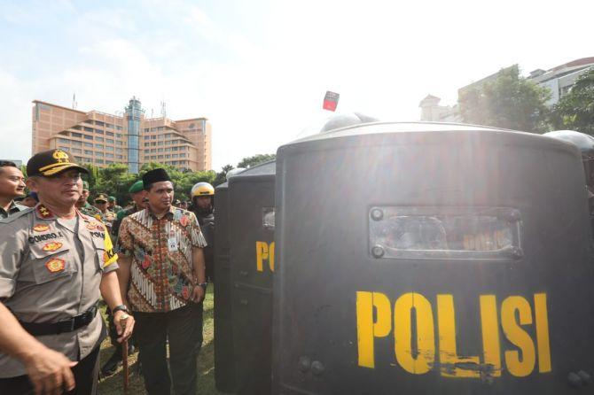 Polisi Tangkap Pelaku Perusakan Masjid di Banyumas