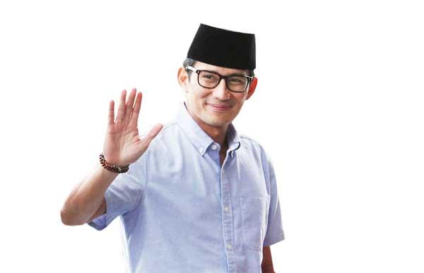 Sandiaga Uno Menampik Wacana Hapus UN Demi Dongkrak Elektoral