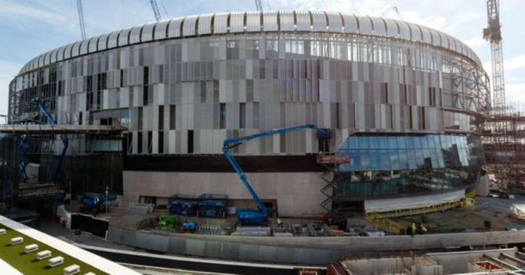 Stadion Baru Tottenham yang Megah dan Begitu Modern